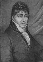 Foto: Willem Bilderdijk (Amsterdam, 7 september 1756 - Haarlem, 18 december 1831) was een Nederlands geschiedkundige, taalkundige, dichter en advocaat.
