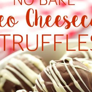 Oreo Cheesecake Truffles Recipes