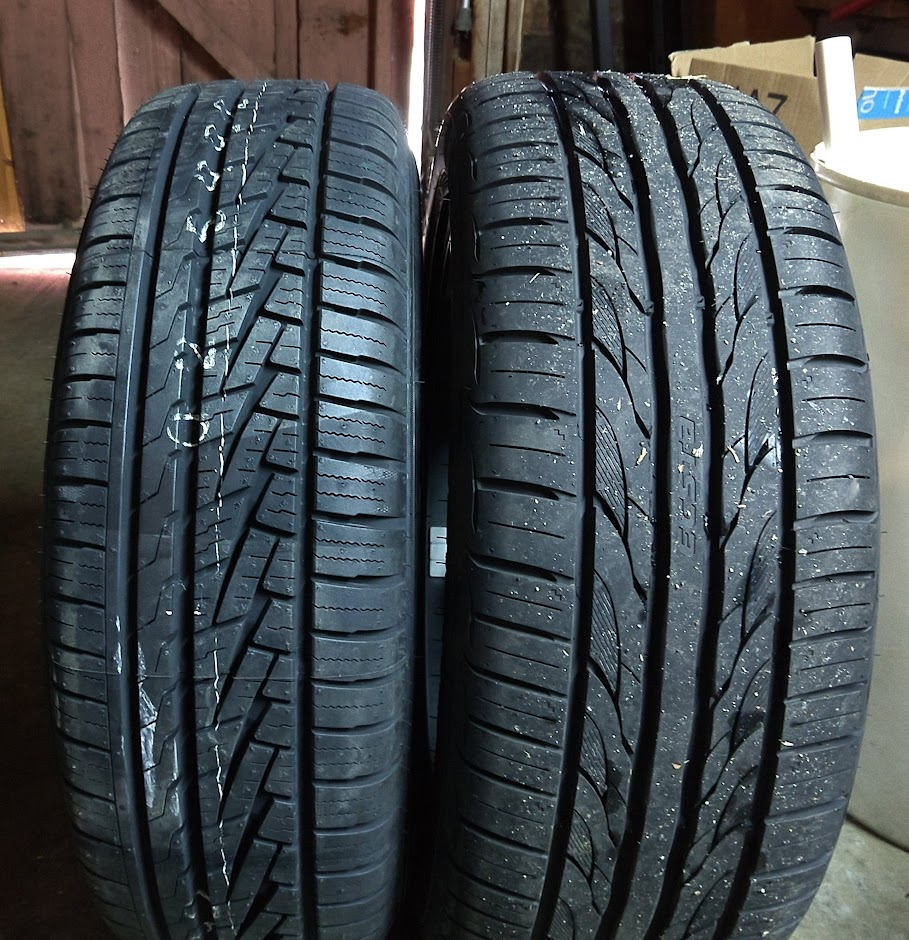 My 15 Sonic Steel Wheel 205 65 15 145 Spare Tire Solution
