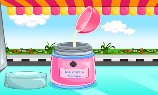 Cooking ice cream and gelato- screenshot thumbnail