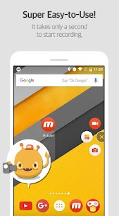 Mobizen Screen Recorder for LG – Record, Capture 3.7.6.17 Mod Android Updated 3