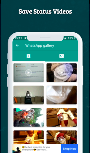 Whats Tools For Watsapp-Status Saver,Instant Chat 1.6 screenshots 2