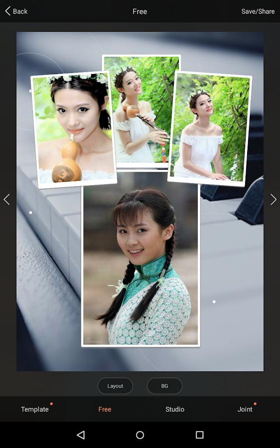 Photo Wonder - screenshot