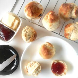 Brunch Recipes - Muesli Biscuits.