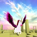 Flying Unicorn Dash icon