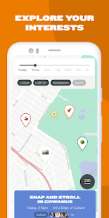Shoelace: Community-powered events in NYC Screenshot