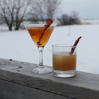 The Gentleman Bartender pt 2, Double Barrel Whiskey Bacon Special