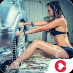 Sexy Car Girls Wallpapers HD 4K (Car Super Model) 1.0