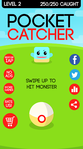 免費下載動作APP|Pocket Catcher - Go Catch! app開箱文|APP開箱王