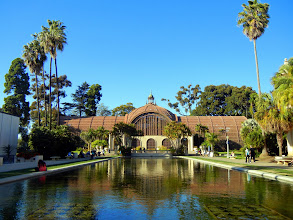 Photo: Botanical Building in Balboa Park