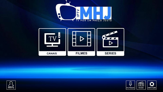 Download MHJ IPTV For PC Windows and Mac apk screenshot 1