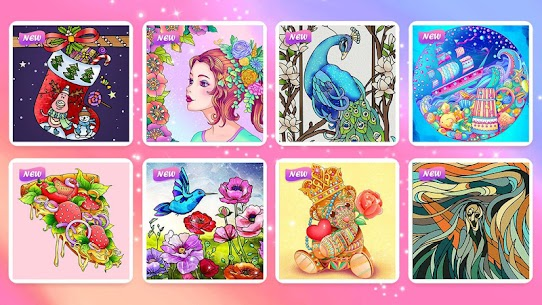 Color.Fun – Color by Number Paint Coloring Book Apk  Download For Android 6
