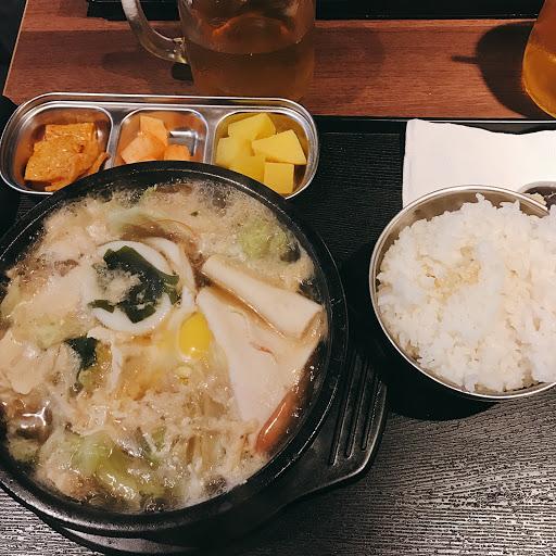 海鮮豆腐鍋 料好實在 大推