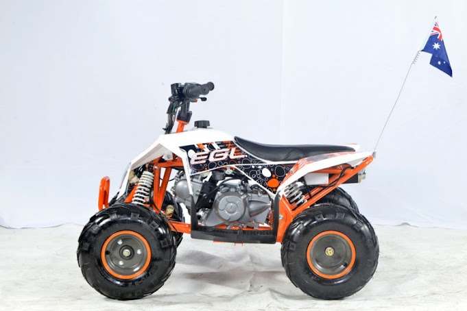 70cc EGL madix mad max junior kid's sports quad bike atv sale discount cheap offroad