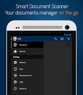 Docufy Scanner - PDF Scanner- screenshot thumbnail