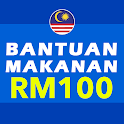Bantuan Makanan RM100 icon