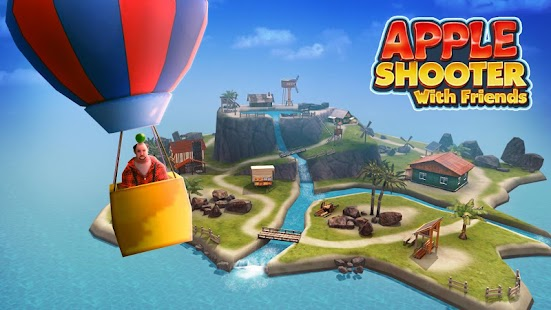Apple Shooter with Online Friends - náhled