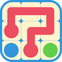 Color Link Deluxe - Line puzzle icon