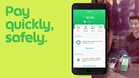 Grab - Transport, Food Delivery, Payments Screenshot