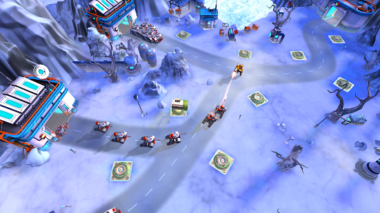 Tower Defense Generals TD- screenshot thumbnail