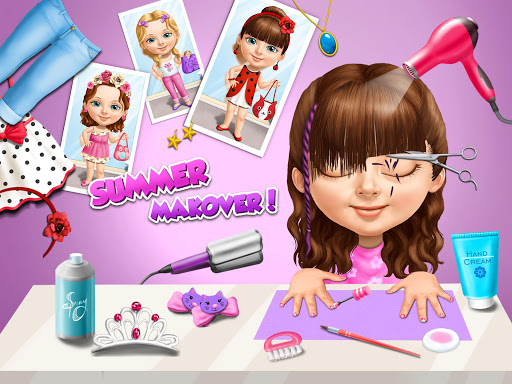 Sweet Baby Girl Summer Fun 2 - Holiday Resort Spa screenshot 9