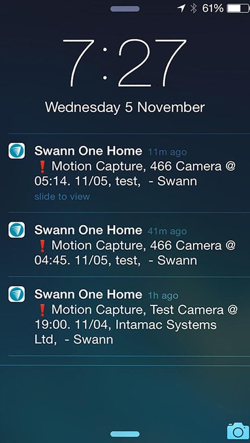 SwannOne- screenshot
