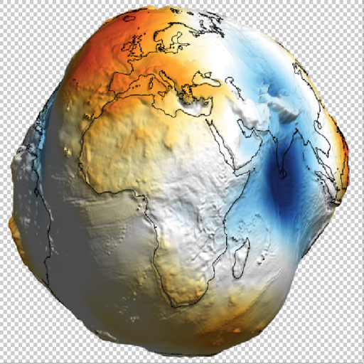 EGM96 High Precision Geoid Undulation - Aplikasi di Google Play
