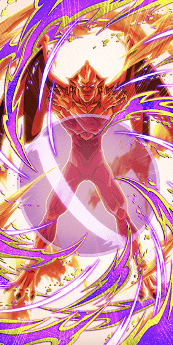 炎の復讐者・四星龍