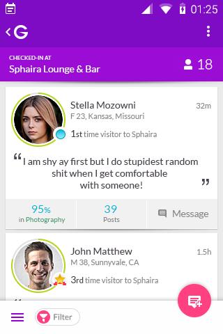 app find people nearby emergency