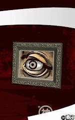 画伯の左目