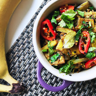 Green Banana Curry Recipes