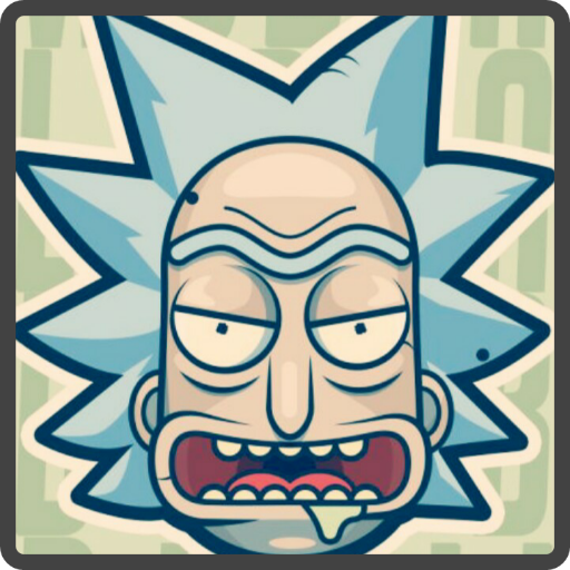 Rick Sanchez Wallpaper for PC