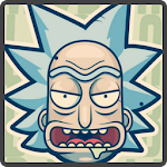 Rick Sanchez Wallpaper Icon