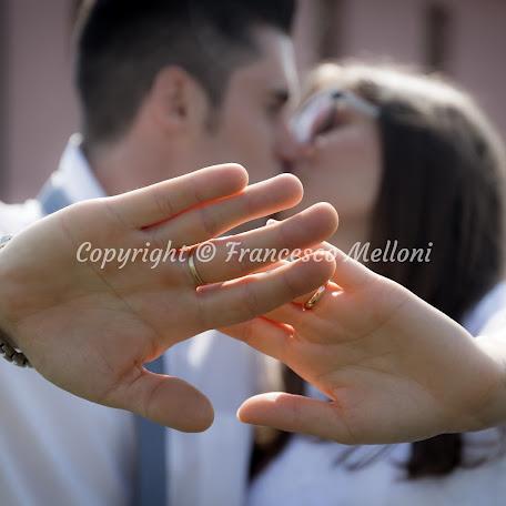 Wedding photographer Francesco Melloni (francescomelloni). Photo of 25.09.2017