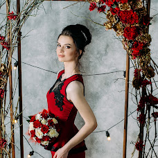Wedding photographer Elena Kadkina (zxthg555). Photo of 28.02.2018