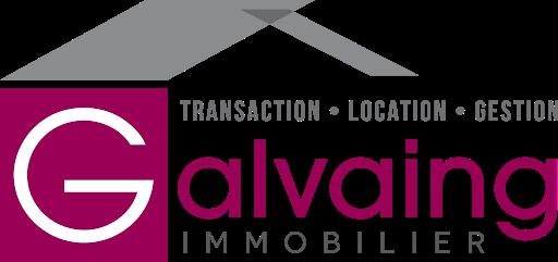 Logo de GALVAING IMMOBILIER