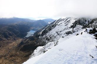 Photo: Corusik and the Ridge