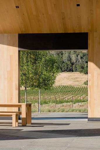 Silver Oak Winery   Alexander Valley, USA   Munden Fry Landscape Associates