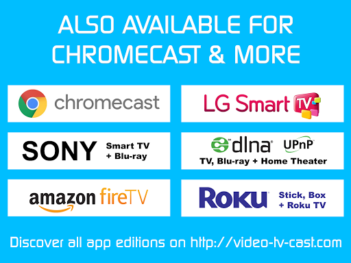 Video & TV Cast | Samsung TV - HD Movie Streaming 2.25 screenshots 12