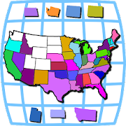 Download Game USA Map Puzzle