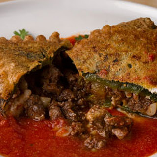 Dove Chiles Rellenos