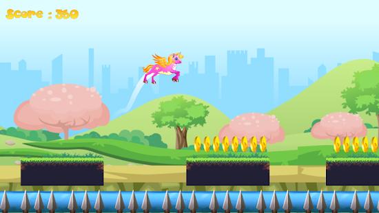Unicorn Games for girl - náhled