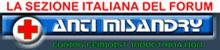 La sezione italiana del forum di Anti Misandry