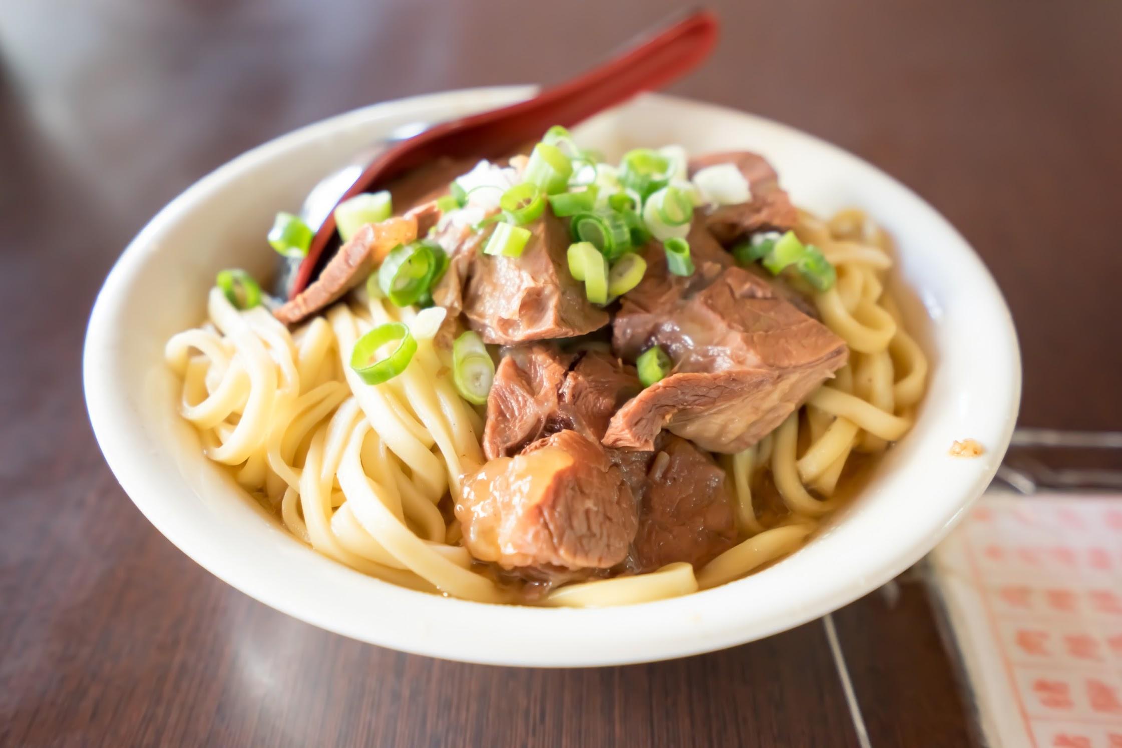 Kaohsiung Gang Yuan Taiwanese Beef Noodle2