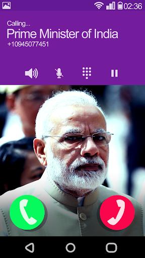 Own fake call (PRANK) 22.0 screenshots 3