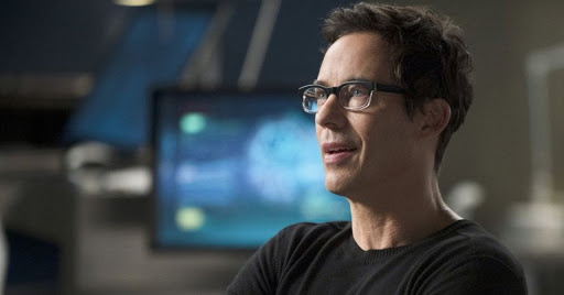The Flash: Barry Reaches Out to Harrison Wells in