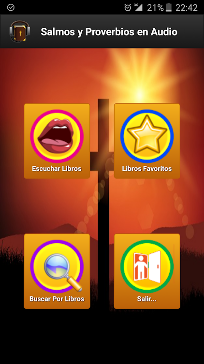 Psalms and Proverbs voice (Spanish) – (Android Apps) — AppAgg