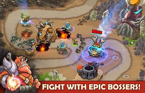 King Of Defense: Battle Frontier (Merge TD) 4