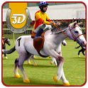 Horse Racing Simulator 3D icon
