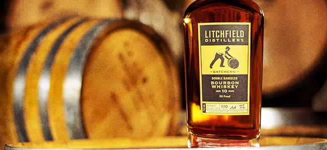 Litchfield Distillery's Double Barreled Bourbon